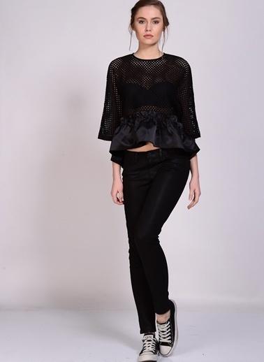 Dahliaa Bluz Siyah